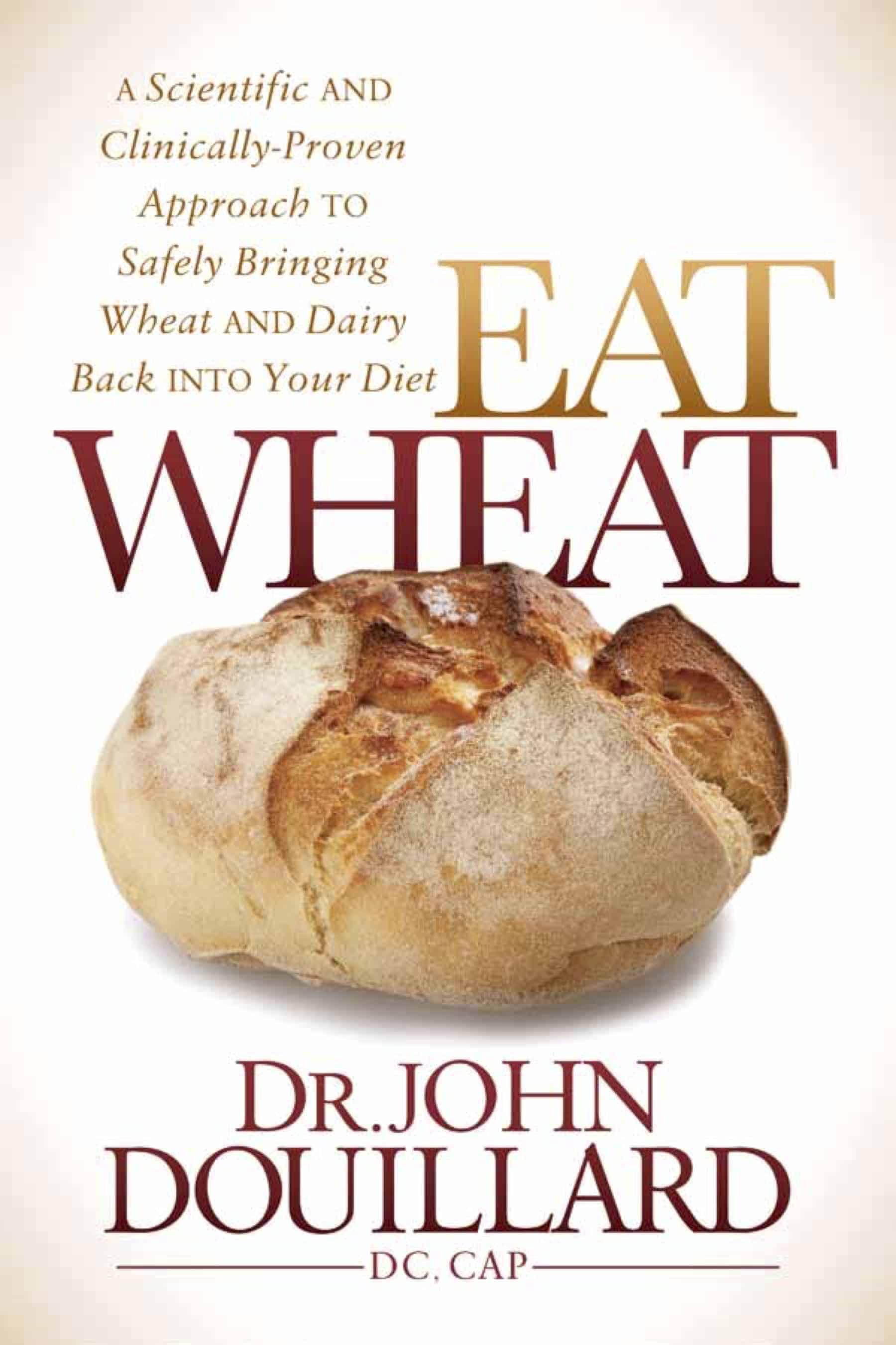 Eat Wheat book