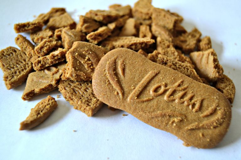 Biscoff Lotus Cookies