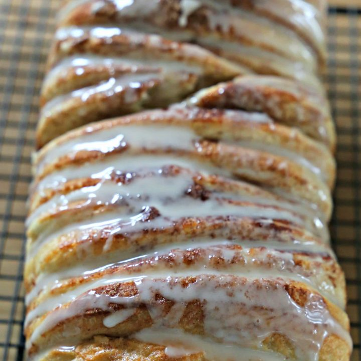 Easy Cinnamon Pull-Apart Bread Recipe