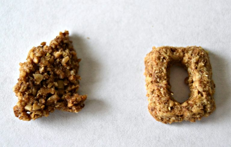homemade version of cracklin' oat bran