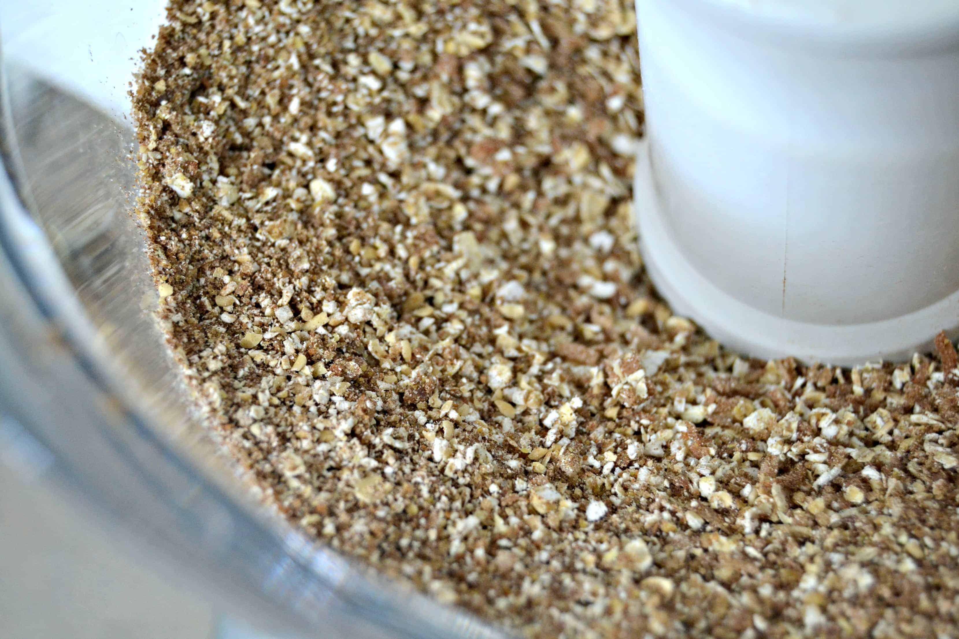 gluten-free cracklin' oat bran homemade