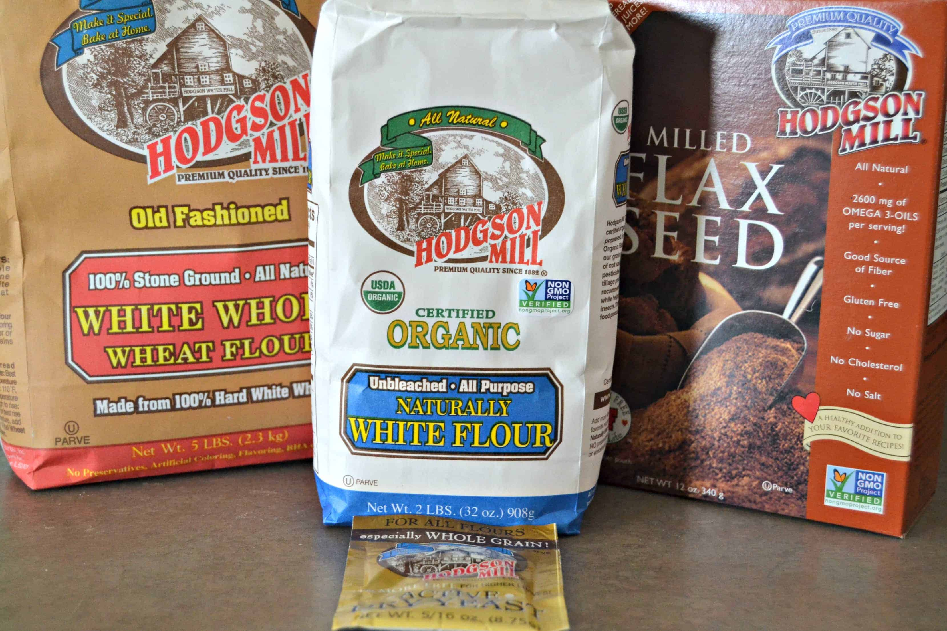Hodgson Mill products