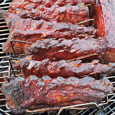 The Best Smoked Ribs Recipe