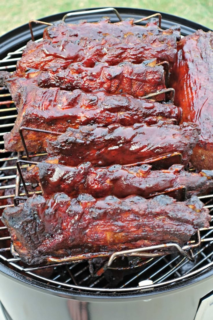 The Best Smoked Rib Recipe