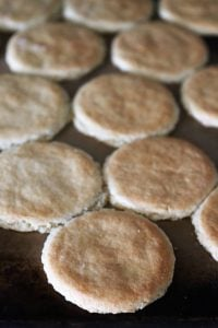 The Best Old Fashioned Tea Cakes Recipe