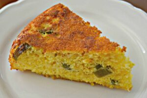 Peppered Cornbread Recipe
