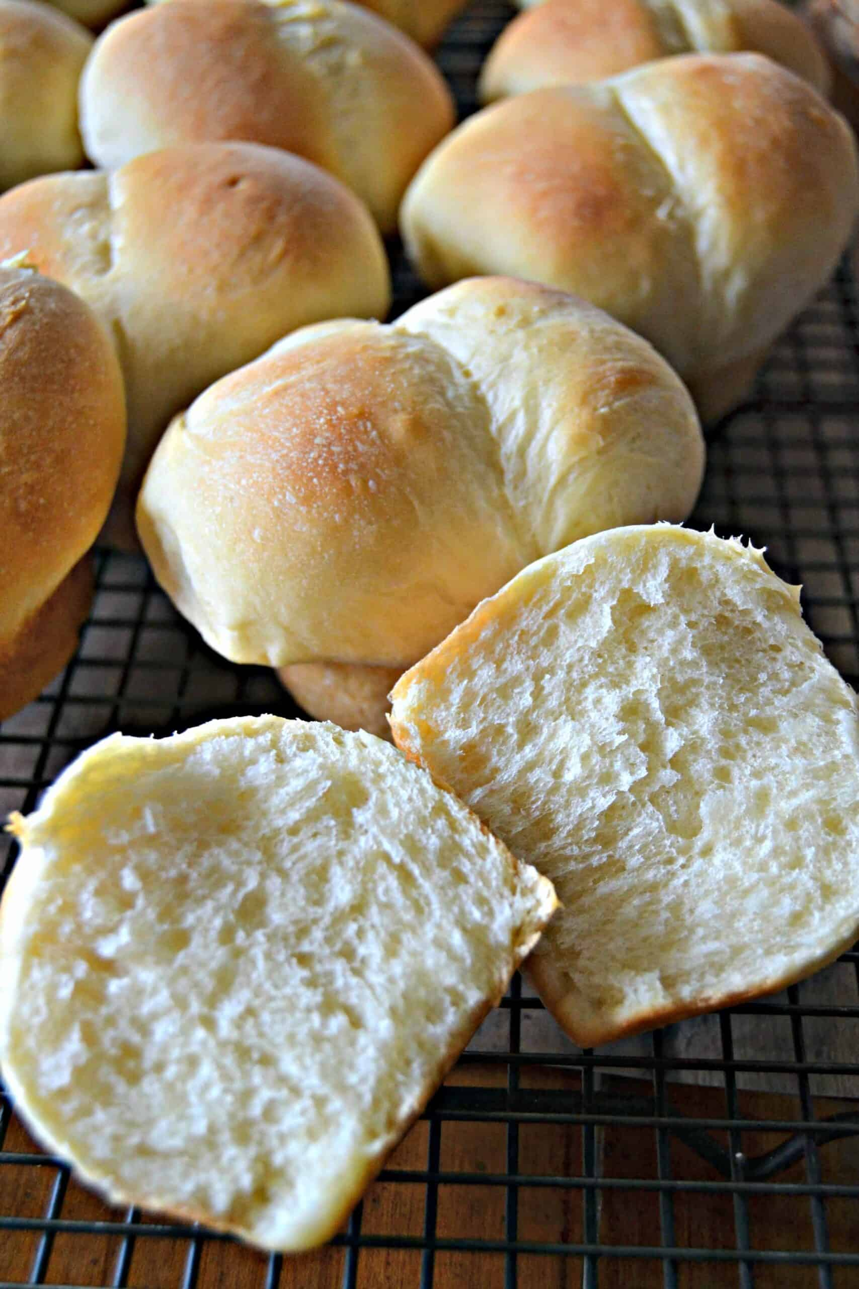 Lambert's Throwed Rolls Recipe - you can make these favorites at home!