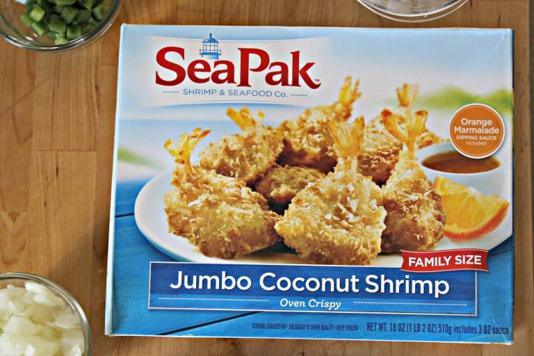 SeaPak Jumbo Coconut Shrimp