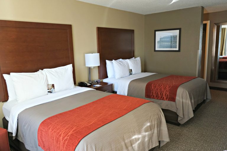 The Comfort Inn in Memphis is a nice hotel at an affordable price that is close to many of Memphis' great attractions.