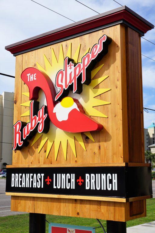 The Ruby Slipper restaurant