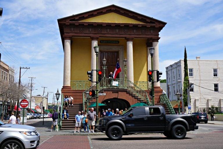 Confederate Museum in Charleston, South Carolina