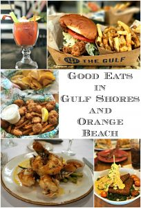 Good Eats in Gulf Shores and Orange Beach