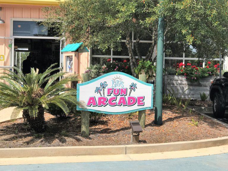 Lulu's Fun Arcade