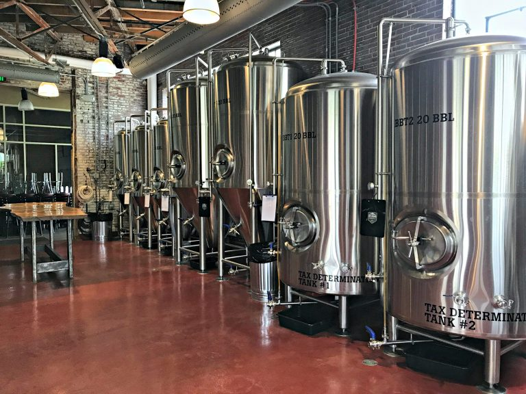 Dry Ground Brewing in Paducah