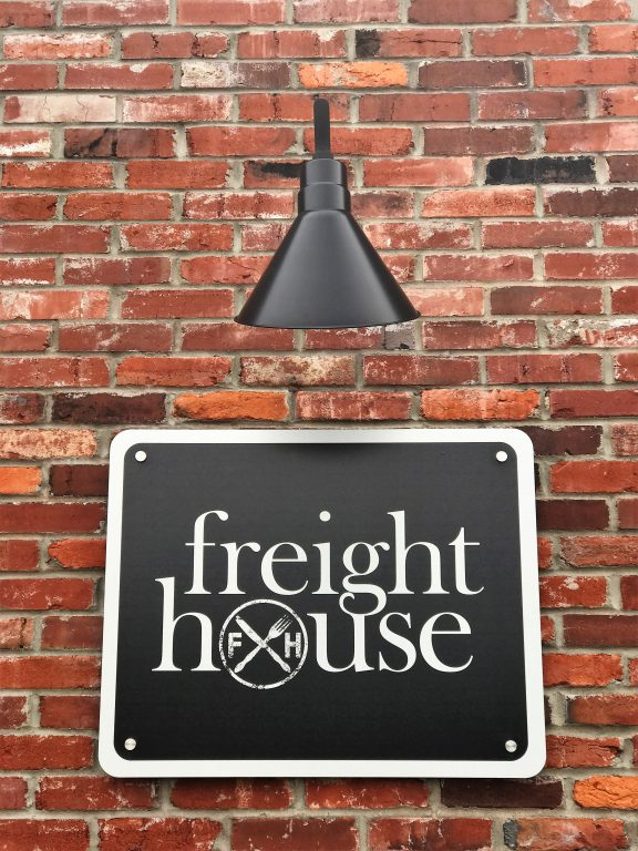 Freight House Restaurant in Paducah