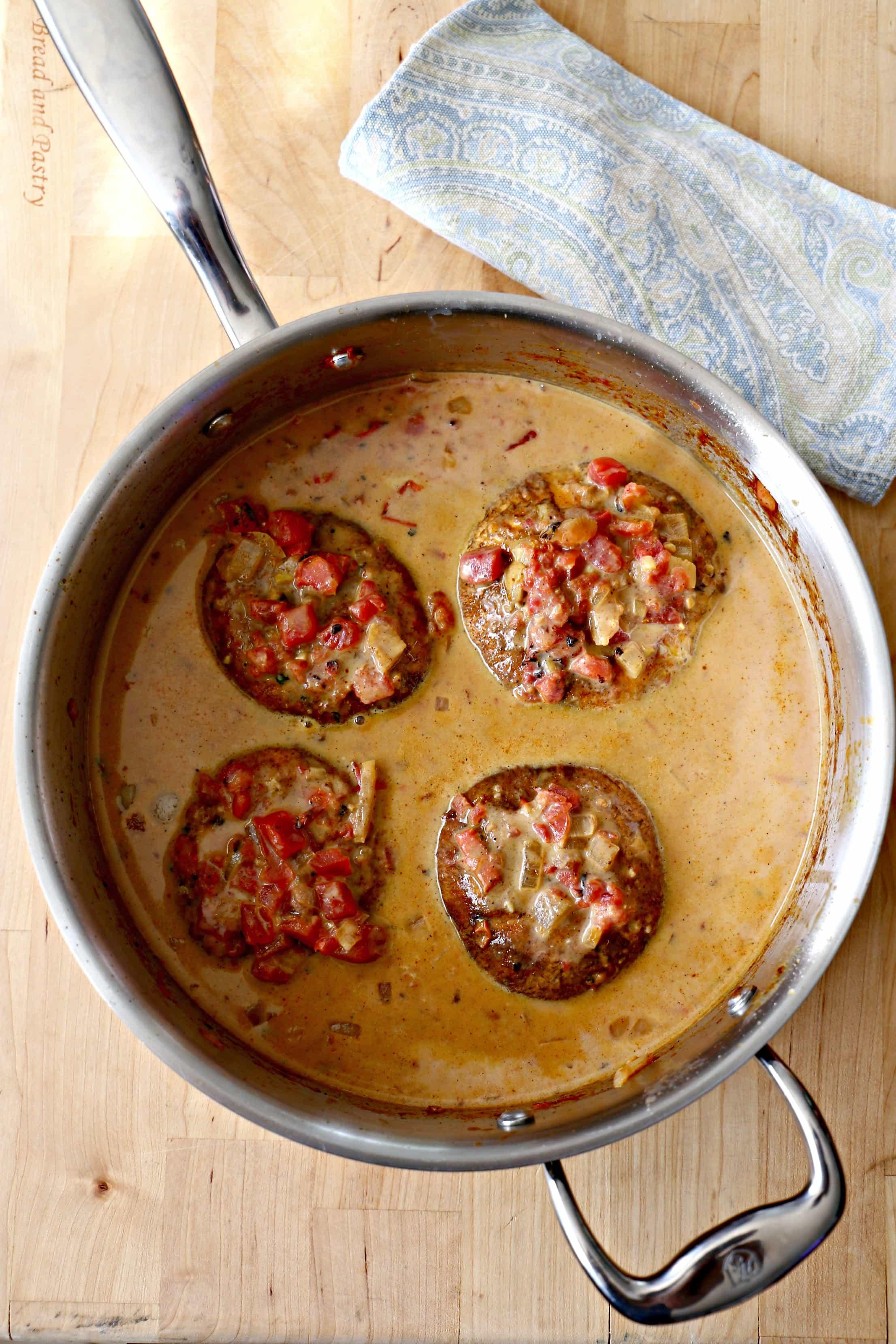 Brazilian Portabella Recipe – So Much Deliciousness in One Pan
