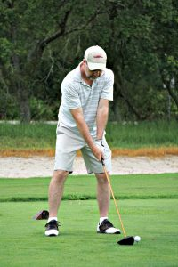 Golfing in Panama City Beach, Florida