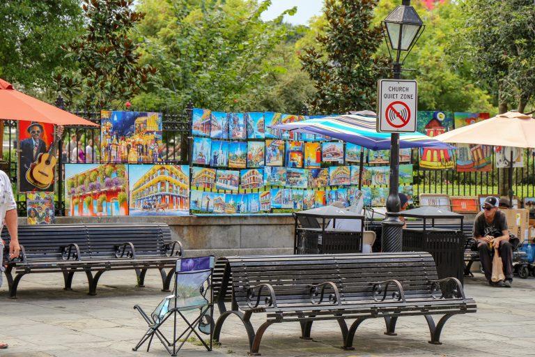 art at Jackson Square