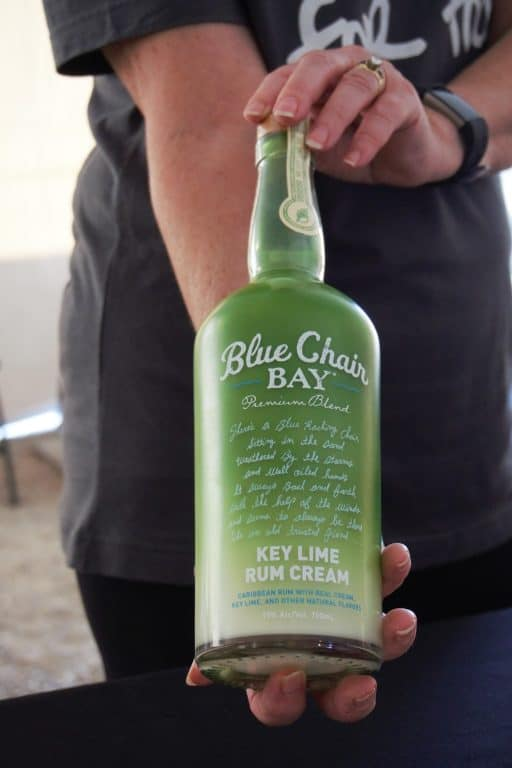 Blue Chair Bay's Key Lime Rum Cream