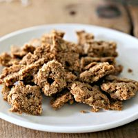 Cracklin' Oat Bran Cereal Clone (Gluten-Free Recipe)