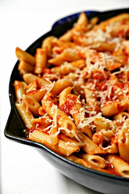Spicy Arrabiata Penne