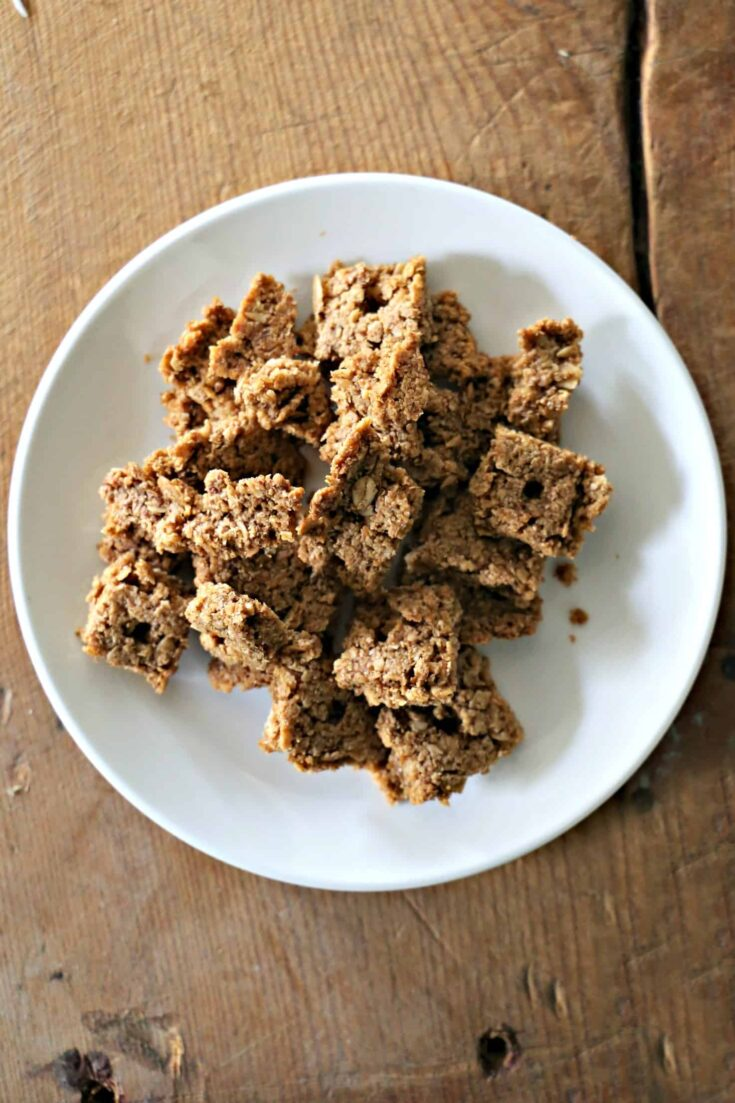 You can make a healthier version of Cracklin' Oat Bran Cereal in your own kitchen.  This recipe is a delicious take on the popular high fiber favorite.