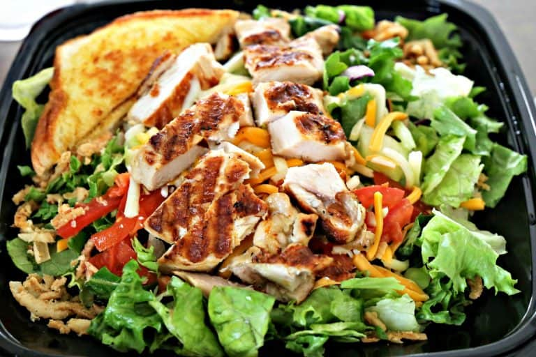 Zaxby's Grilled House Salad