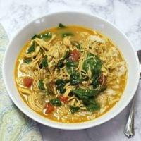 Neena's Instant Pot Chicken Soup