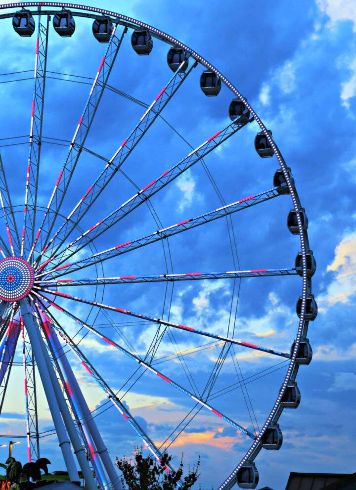 Food, Fun, and Family in Pigeon Forge, Tennessee