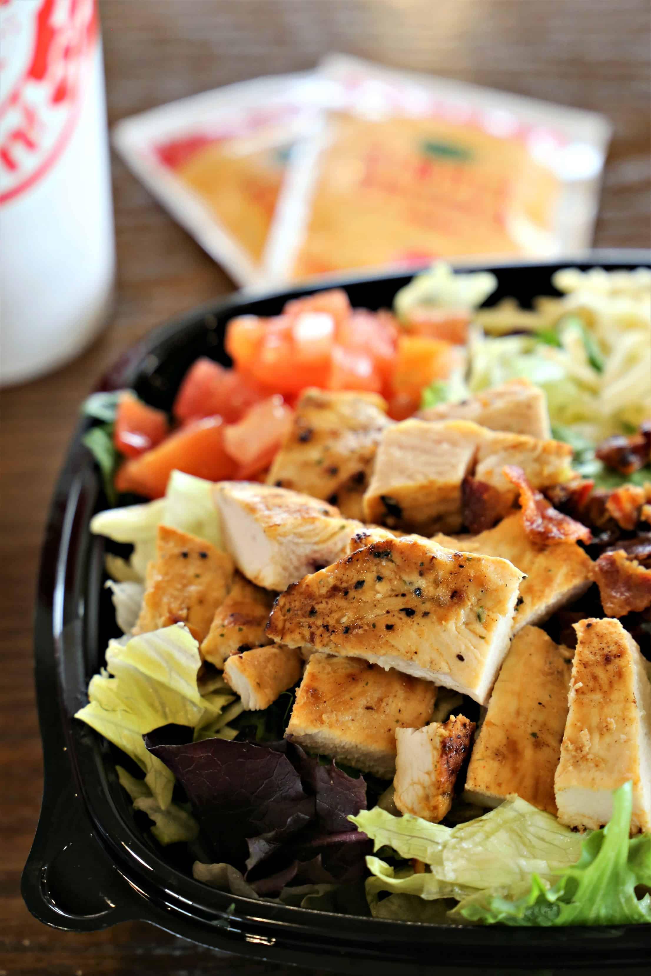 Wendy's Avocado Salad