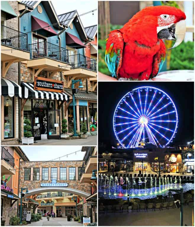 Pictures from The Island in Pigeon Forge
