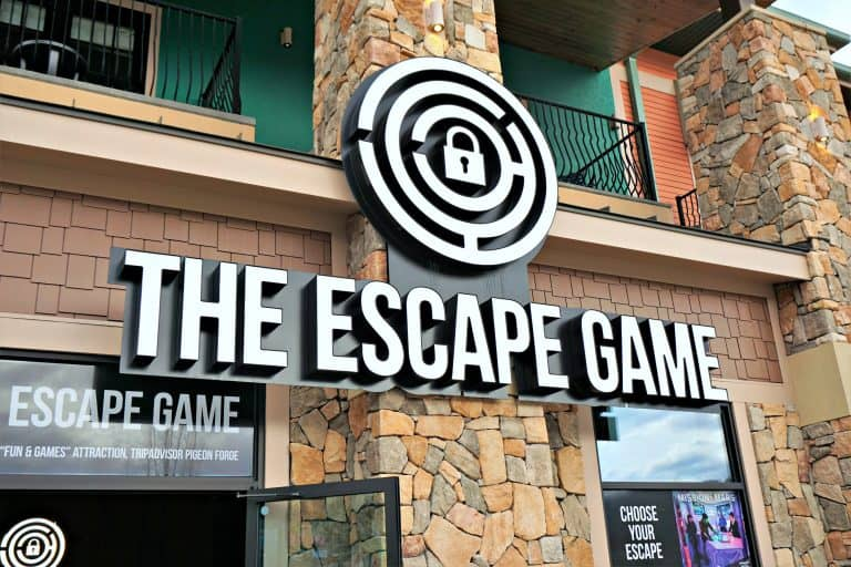 The Escape Game in Pigeon Forge
