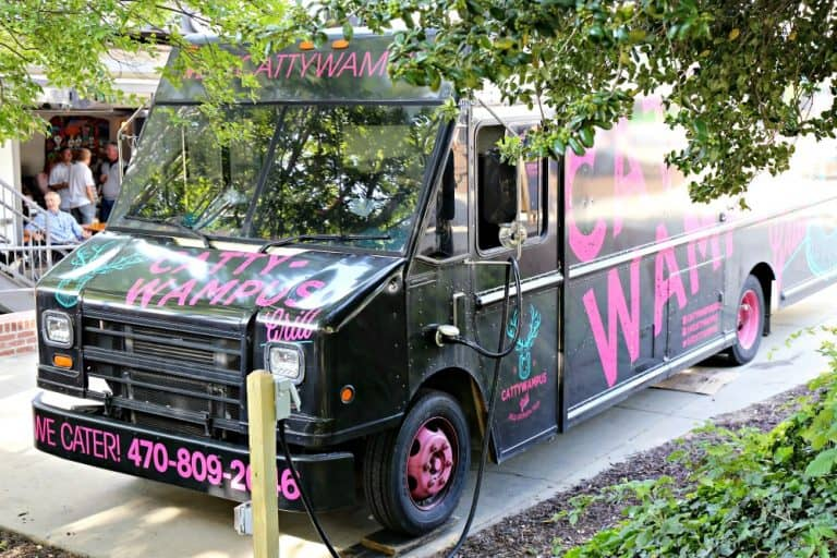 Catty- Wampus Food Truck