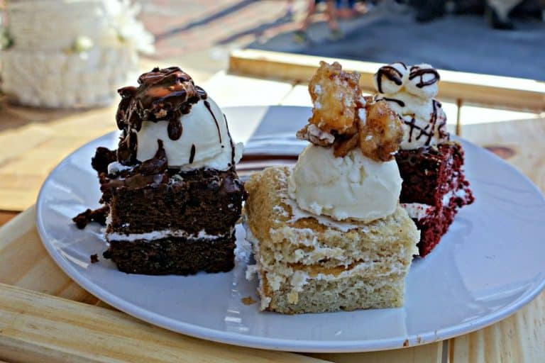 gluten-free cake samples in Alpharetta