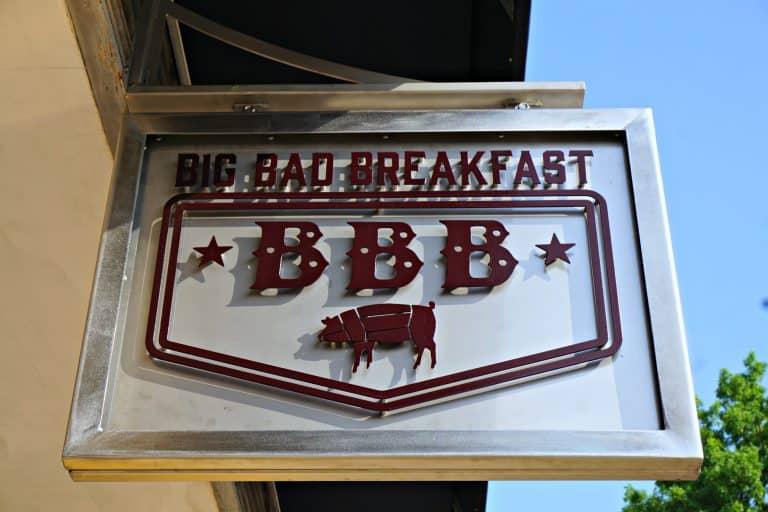Big Bad Breakfast in Florence