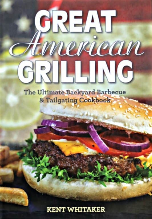 Great American Grilling cookbook