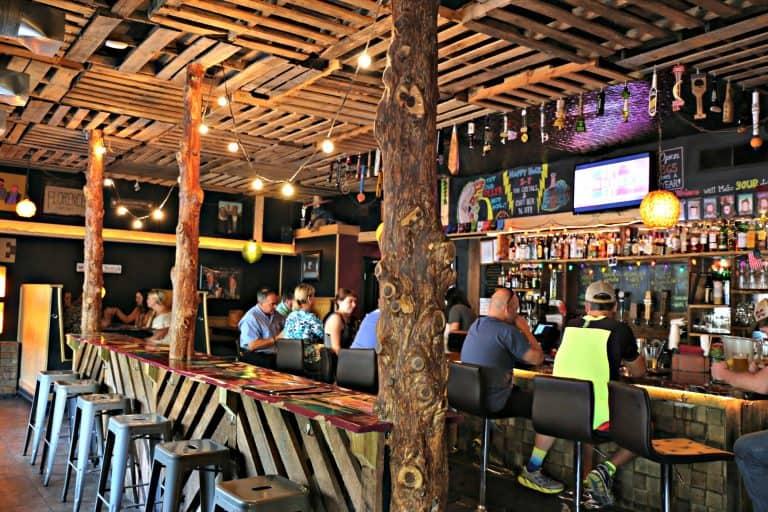 Inside Wildwood Tavern