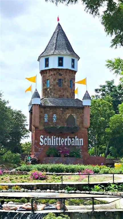 Schlitterbahn in New Braunfels, Texas