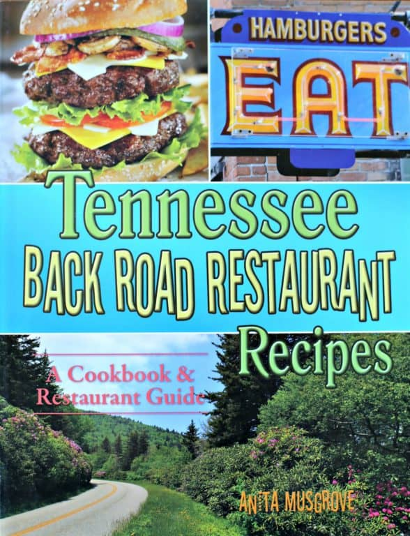 Tennessee Back Road Restaurant Recipes cookbook