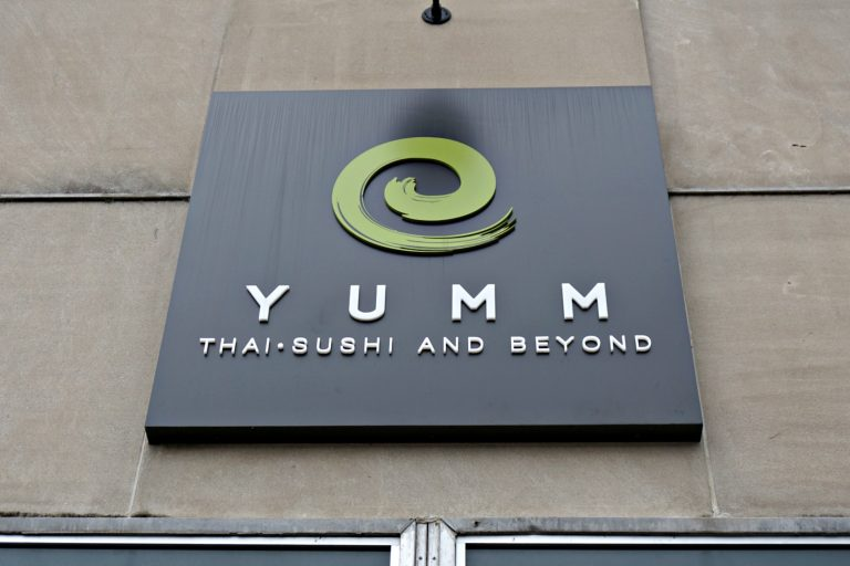 Yumm Thai Sushi and Beyond