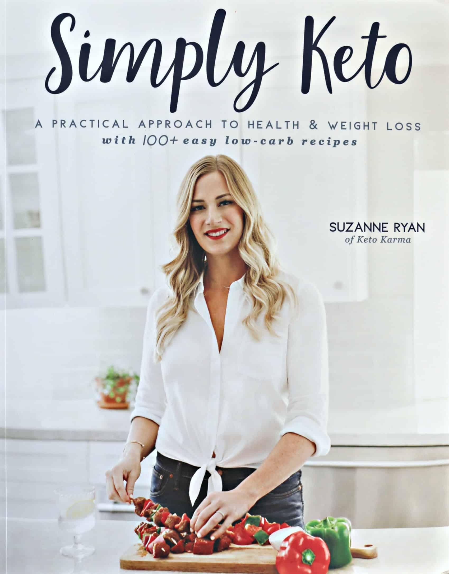 Simply Keto Cookbook