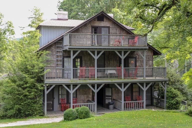 three story cottage