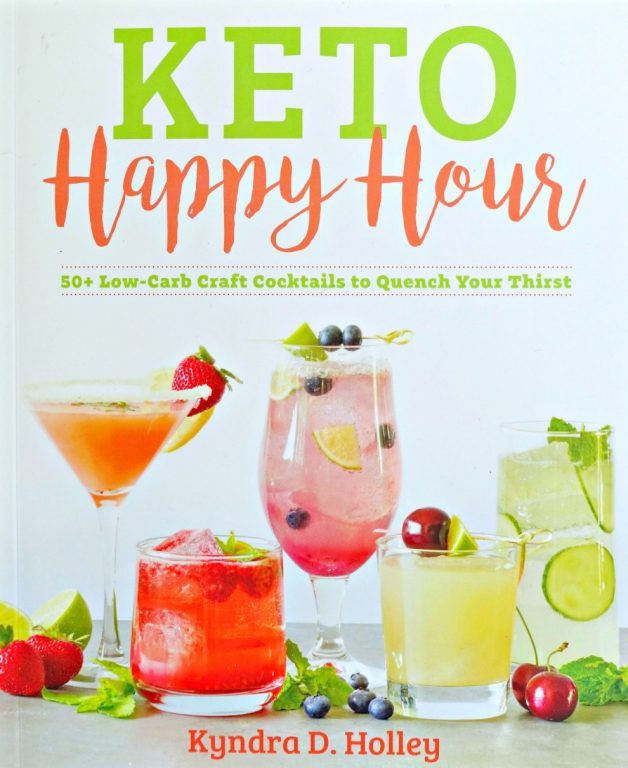 Keto Happpy Hour book