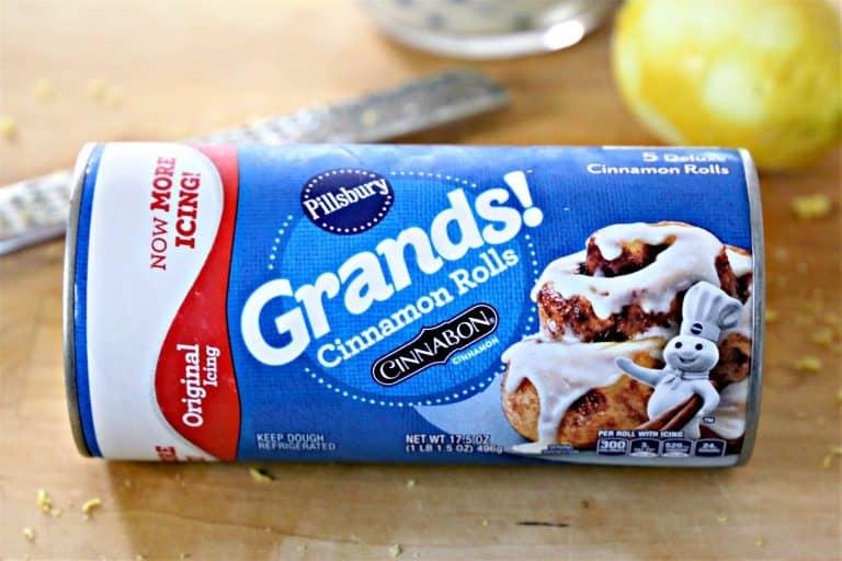 Grands Cinnamon Rolls