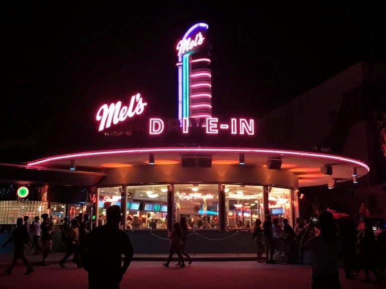Mel's Die-In