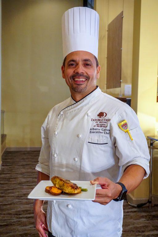 Chef Alberto