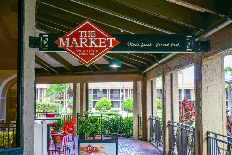 The Market at DoubleTree