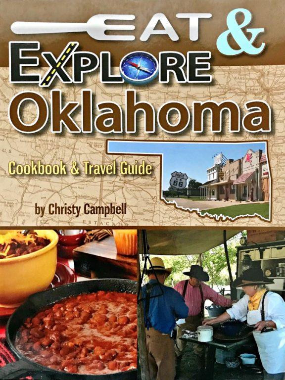 Explore Okalahoma cookbook