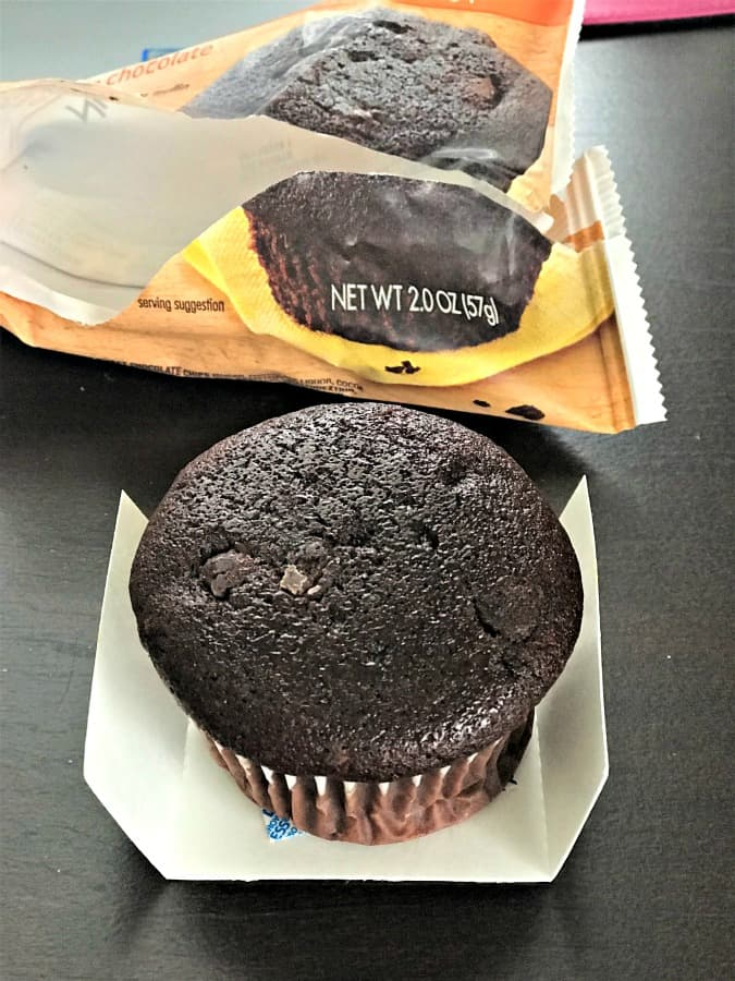 Nutrisystem Chocolate Muffin