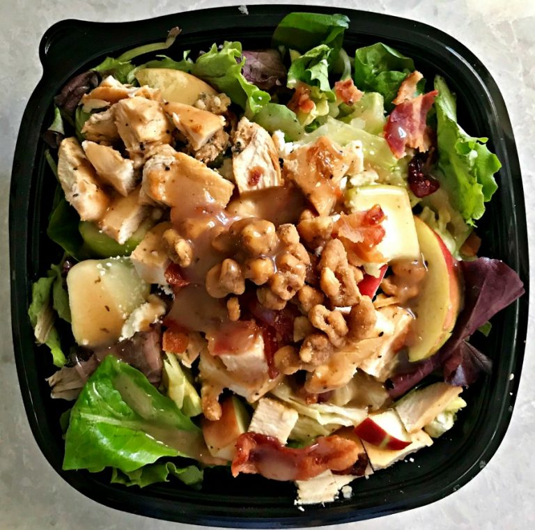Wendy's Harvest Salad